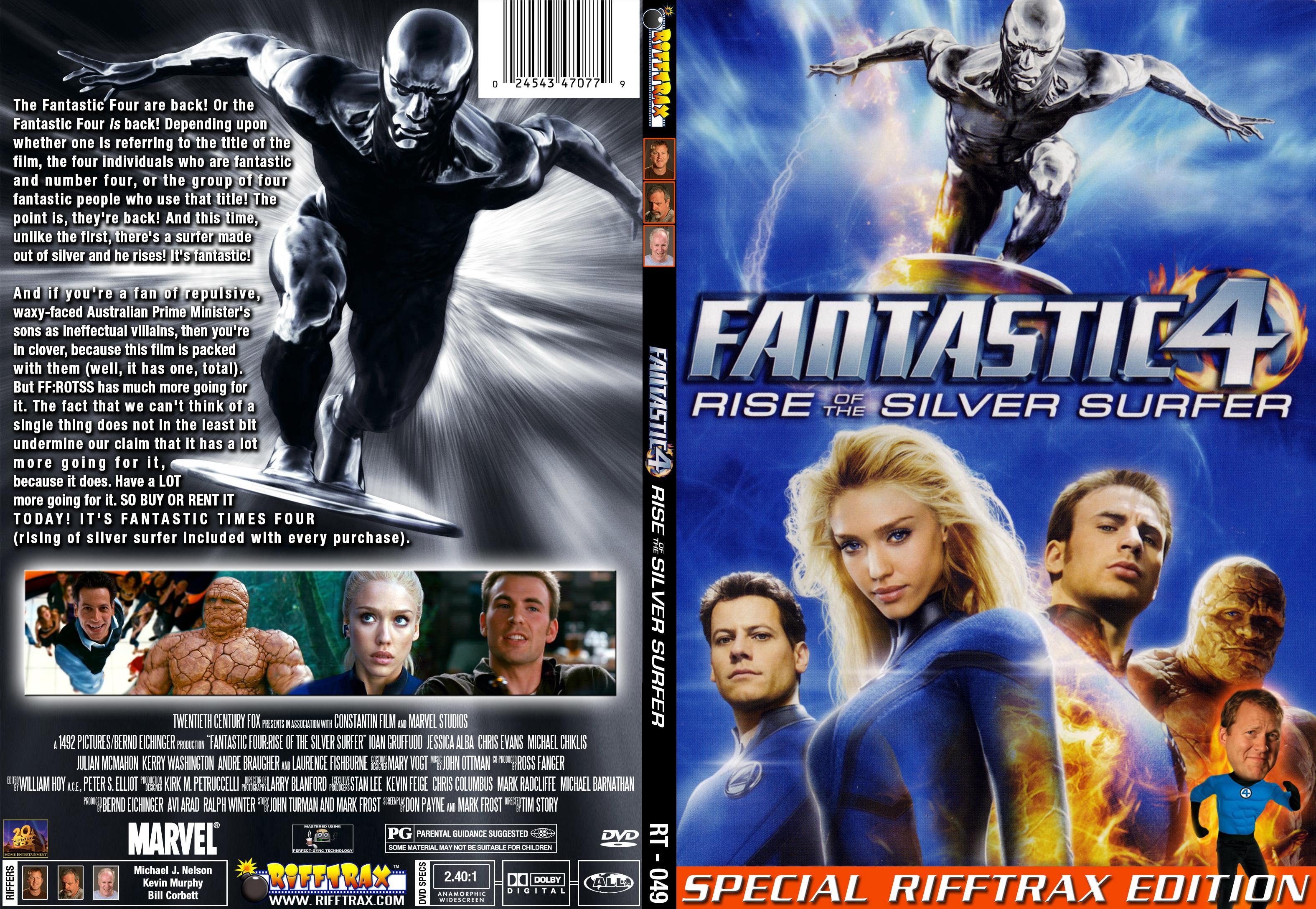 mrtorso s rifftrax dvd covers